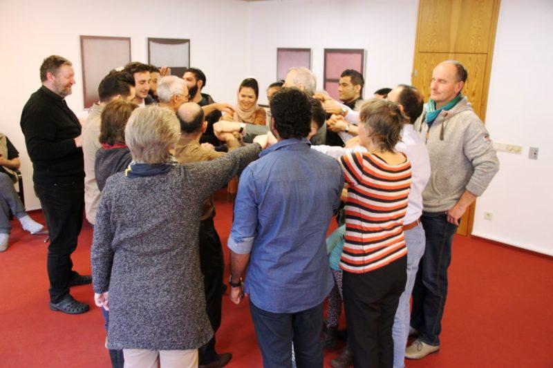 Theaterpädagogischer Workshop