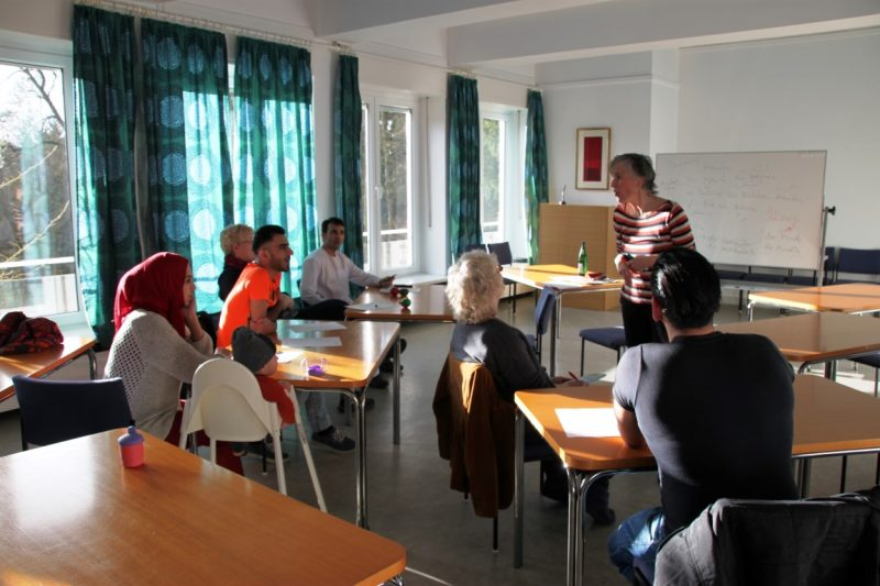 Konversationskurs mit Meryam Atam