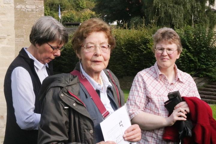 Dr. Anna Ulrich, Die Hegge, in Gehrden