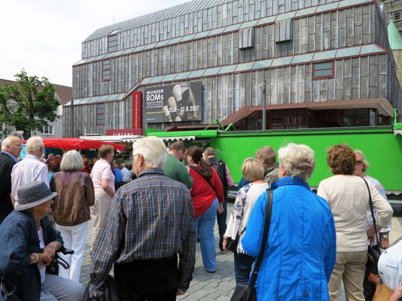 Exkursion nach Paderborn