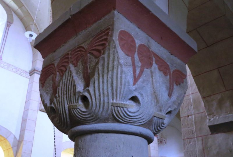 Romanisches Kapitell