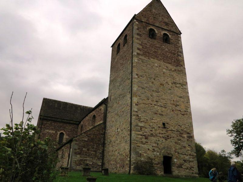 Exkursion nach Lügde, Kilianskirche
