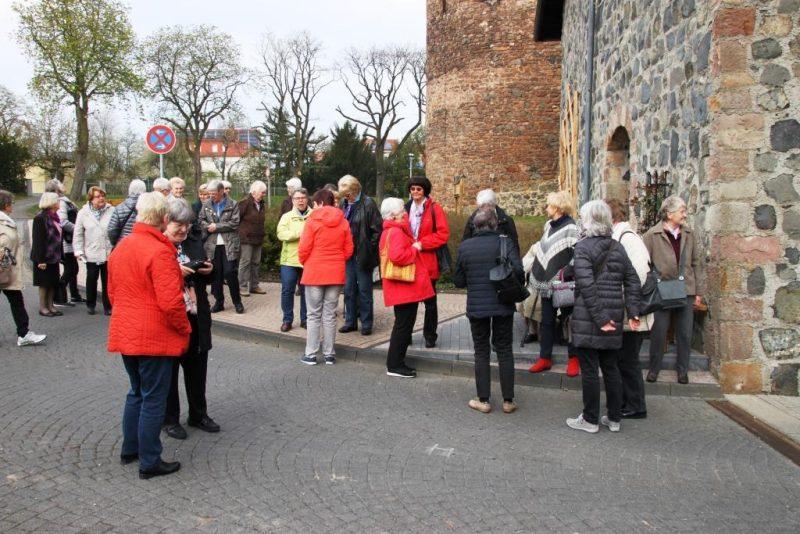 Exkursion nach Fritzlar