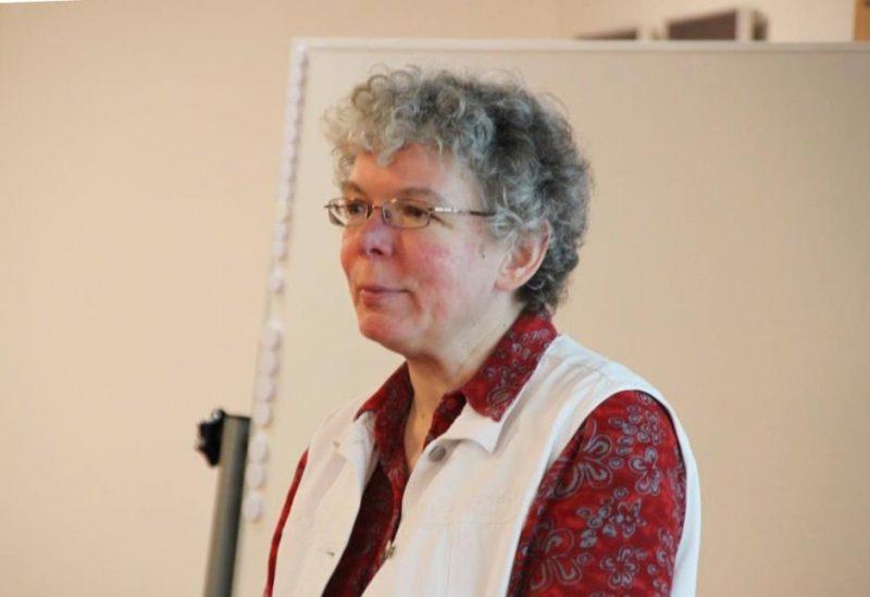 Dagmar Feldmann gestaltet die Tagung mit
