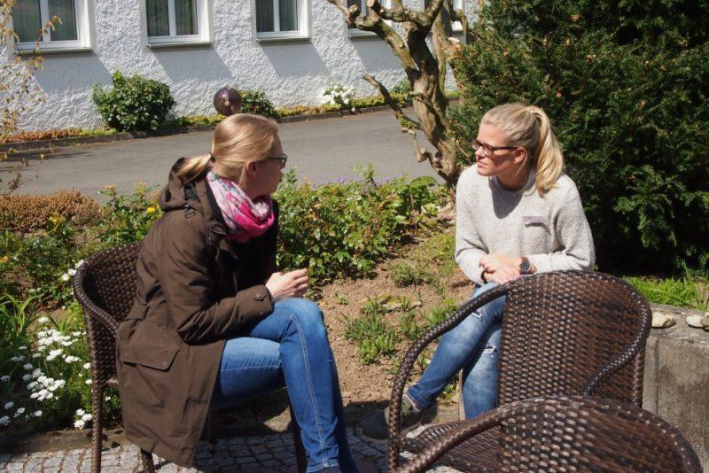 Pausen-Gespräche