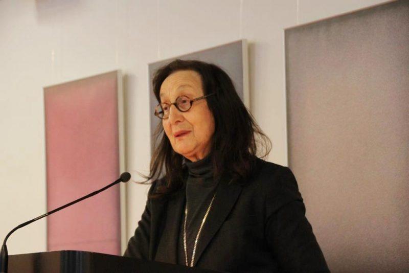 Referentin Prof. Dr. Eveline Goodman Thau, Jerusalem