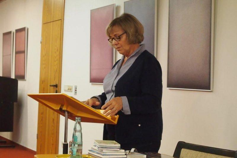 Referentin Hanna Backhaus, Calden