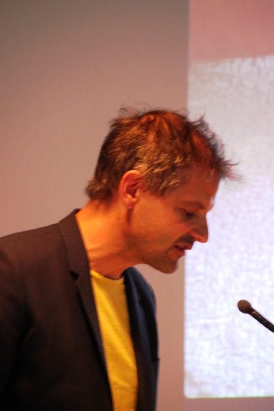 Der Referent Dr. Thomas Splett, München