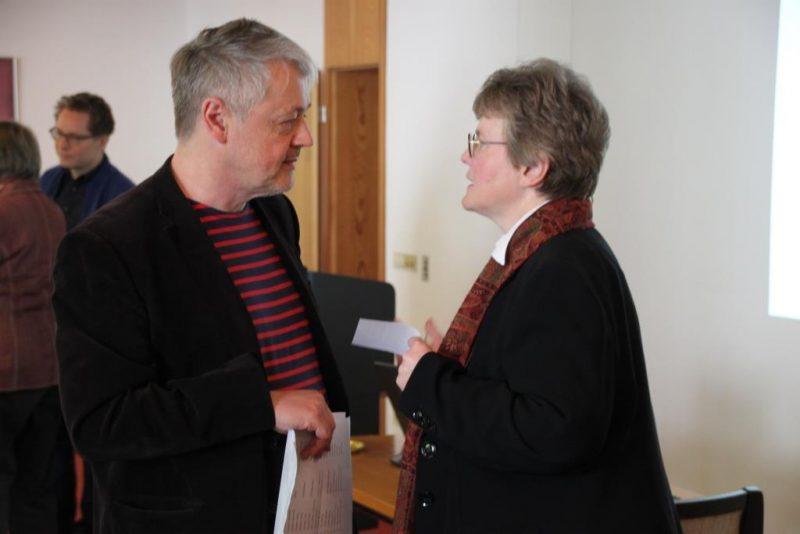 Dr. Holger Brülls und Frau Dorothee