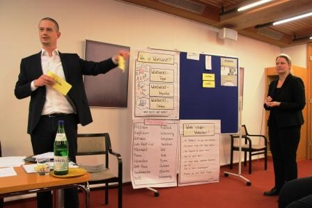 Dirk Käser in Aktion
