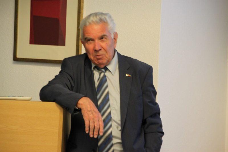 Prof.  Dr. Horst Kopp