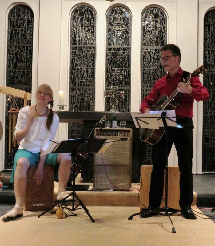 Abendliches Konzert in der Kapelle