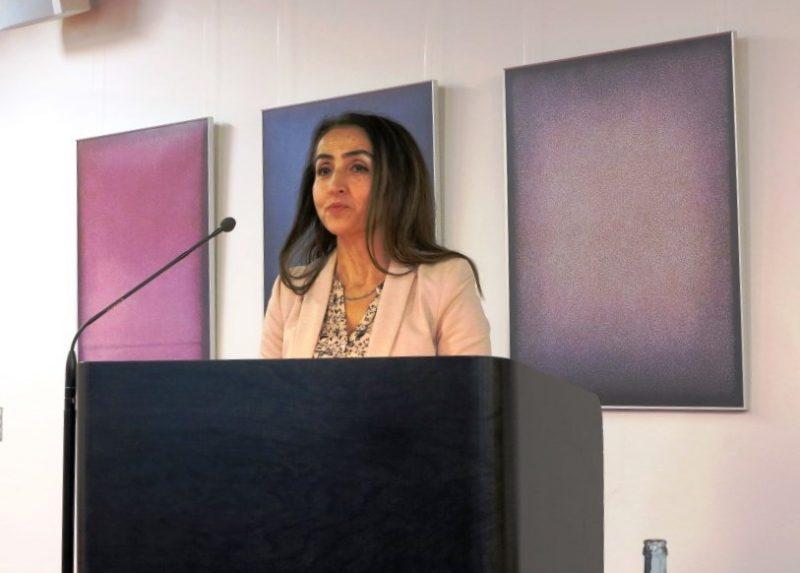 Referentin Dr. Gülistan Gürbey