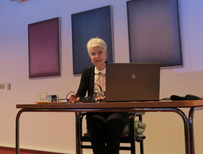 Birgit Kleymann führt in das Werk von Edouard Manet ein