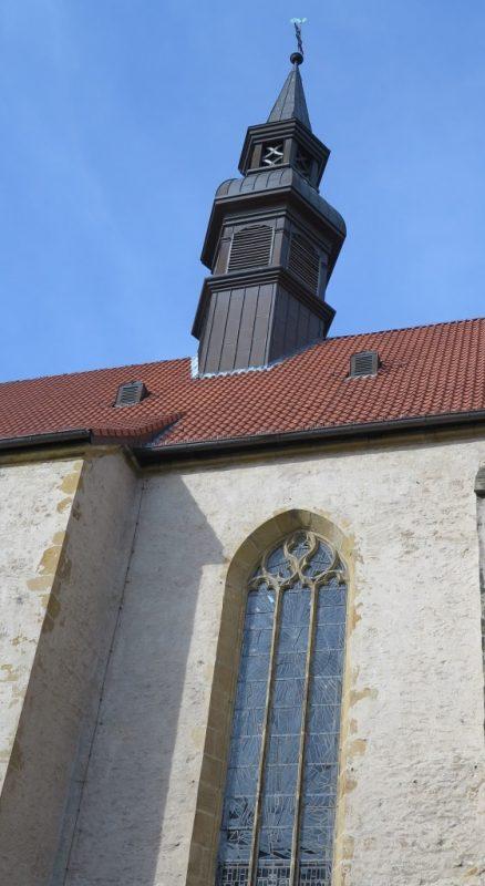 Dachreiter der St. Jodokuskirche