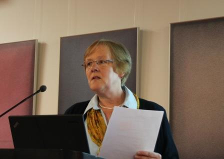 Referentin Hella Hildebrandt-Wiemann