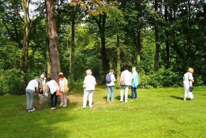 Auf Spurensuche im Hegge-Park