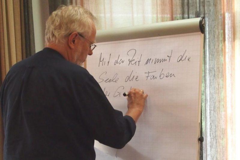 Werner A. Gronau: Dozent für lingva eterna