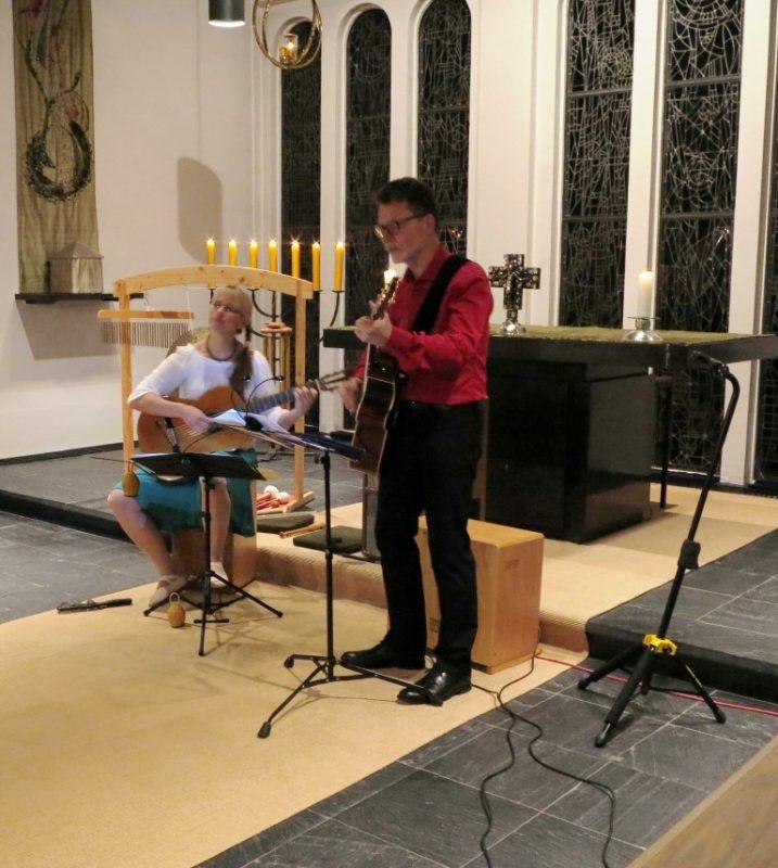 Singen im Duett