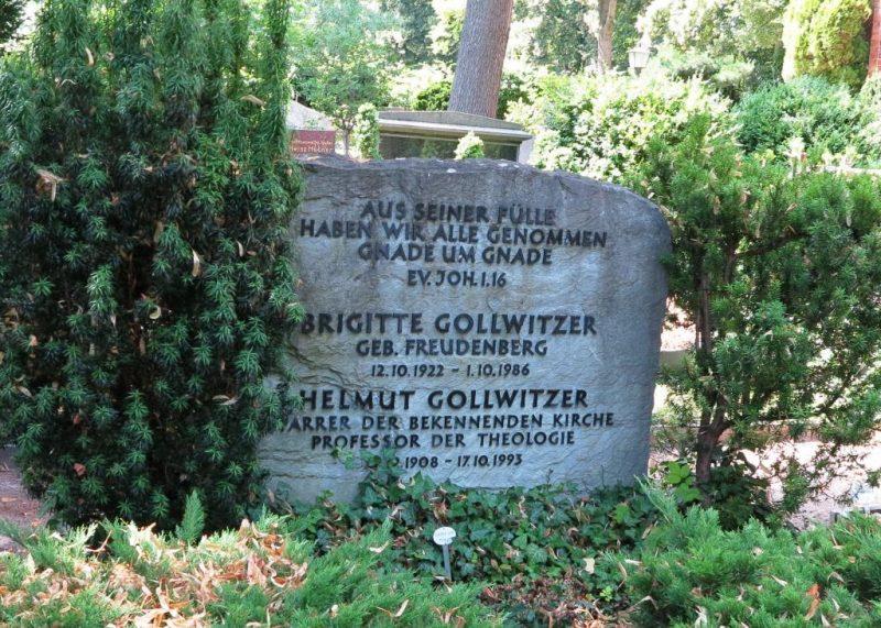 Friedhof von Dahlem I