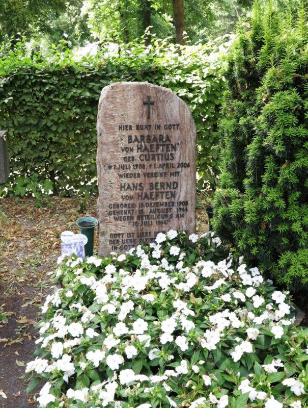 Friedhof von Dahlem II