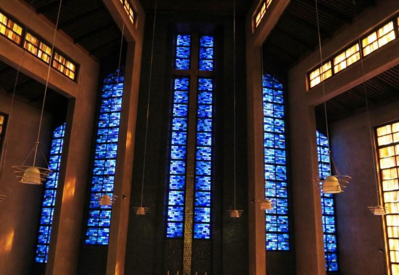 Chorfenster Gustav-Adolf-Kirche