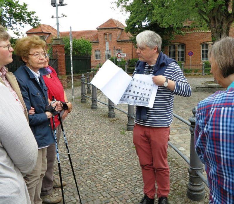 JVA Plötzensee: Erläuterungen zur Anstaltsarchitektur