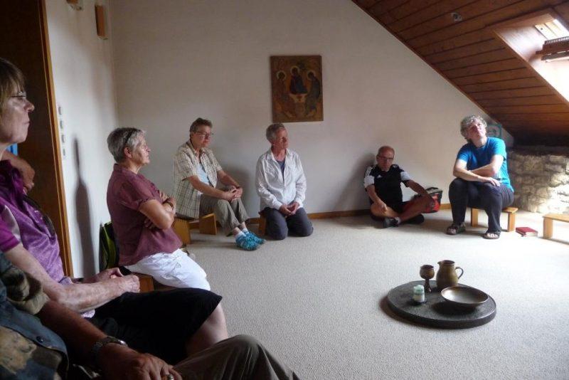 Wethen - Im Meditationsraum