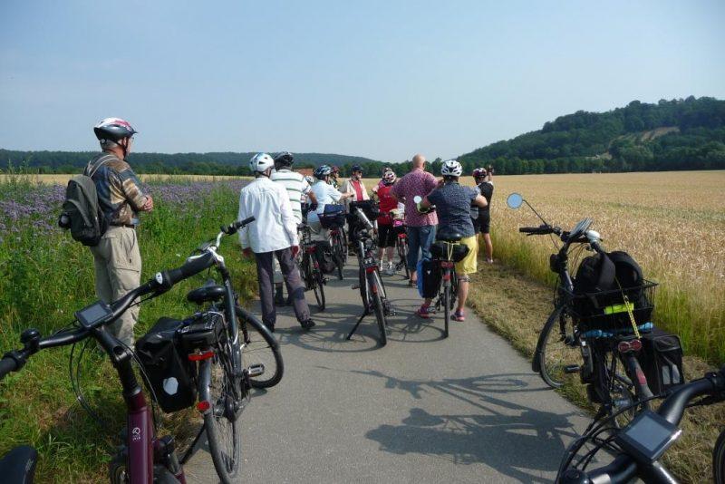 Auf den Spuren Annettes von Droste-Hülshoff im Brakeler Land
