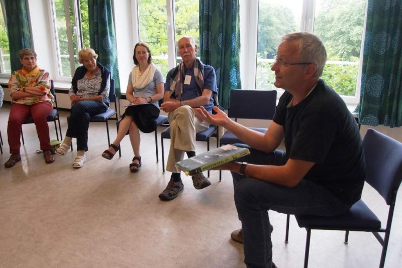 Gartengespräch mit Christof Neuhann, Warburg