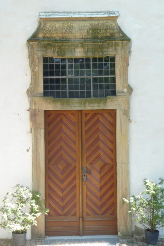Kirchenportal Fölsen