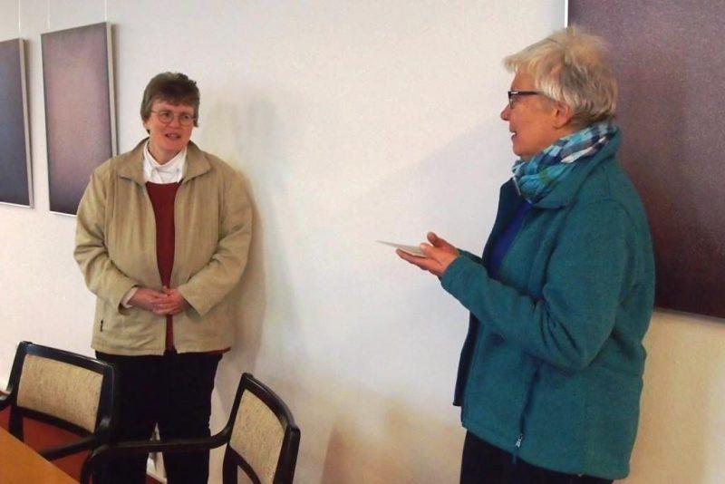 Im-Gespräch: Dorothee Mann, Hegge