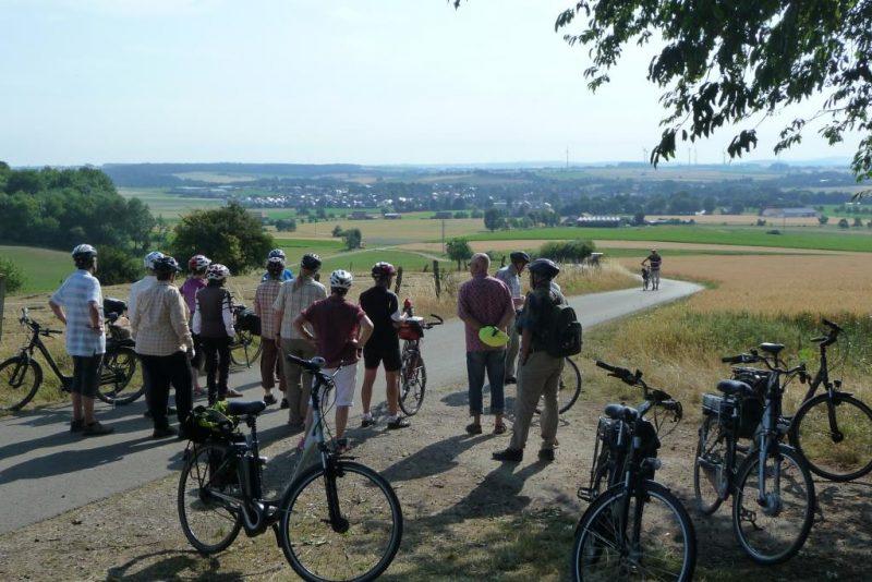 Blick auf Peckelsheim