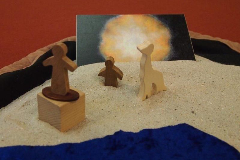 Im Sand erzählt... Glaubensgeschichten