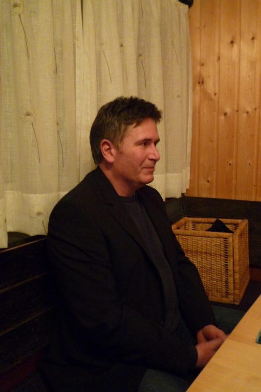 Der Bestatter Holger Wilhelm erzählt von seiner Arbeit