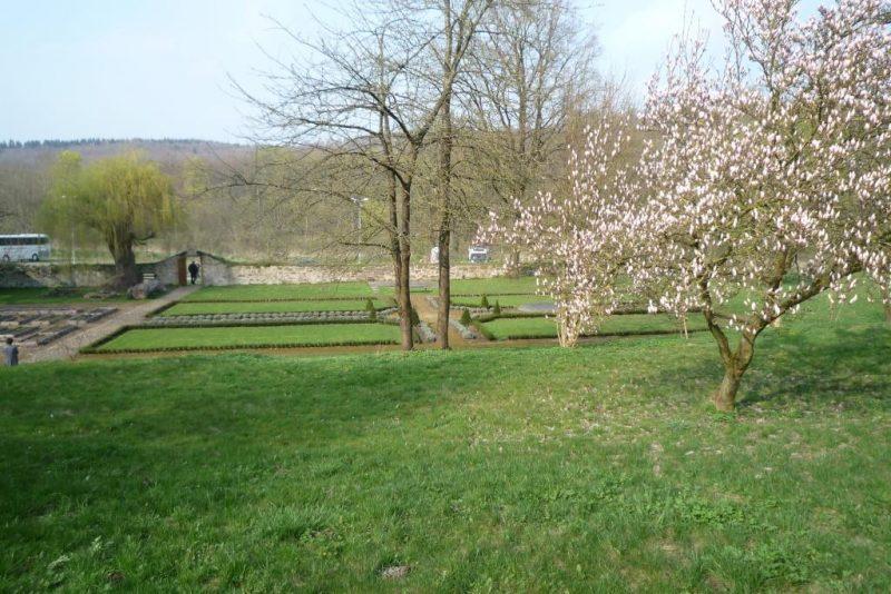 Der Klostergarten Marienmünster