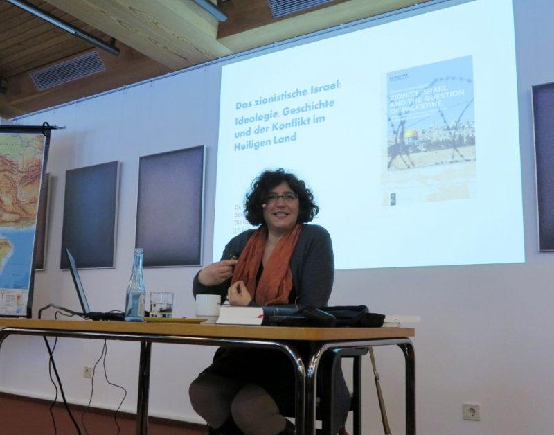 Referentin Dr. Tamar Amar-Dahl, Berlin