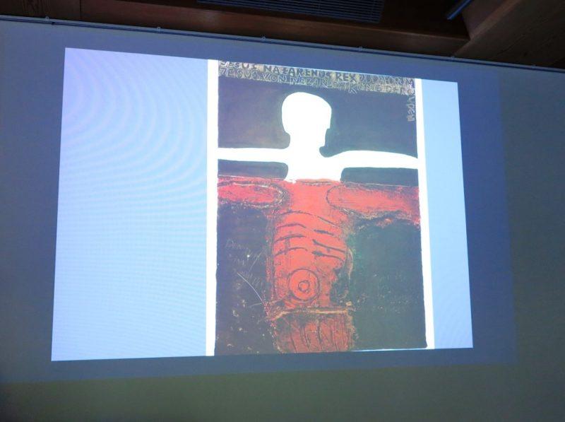 Kreuz und Auferstehung in der modernen Kunst