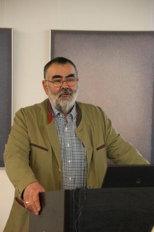 Prof. Pfannenstiel spricht über die Wiederkehr des Wolfes