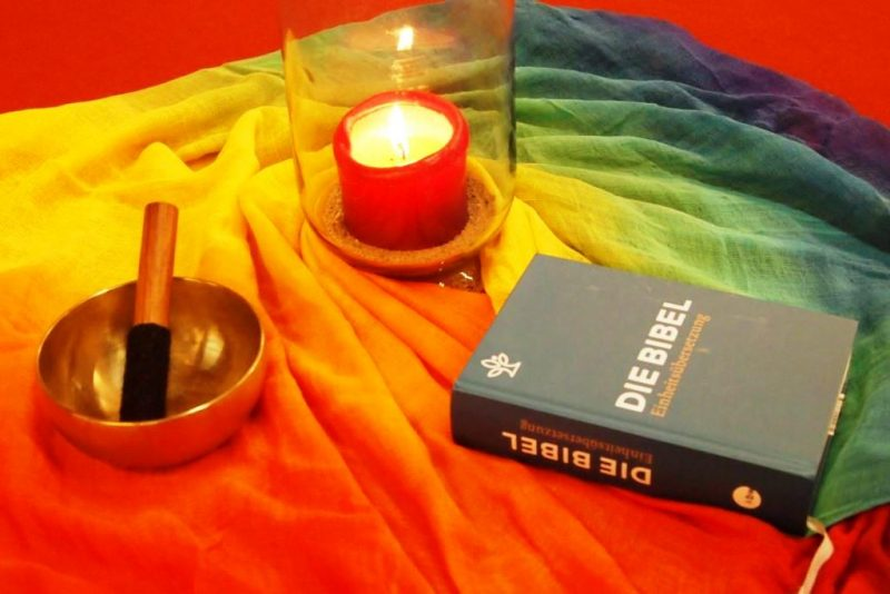 Was die Seele nährtI: Worte  der Bibel