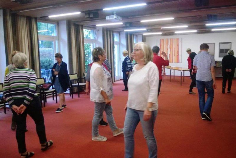 Theaterpädagogik: Ankommen und Kennenlernen