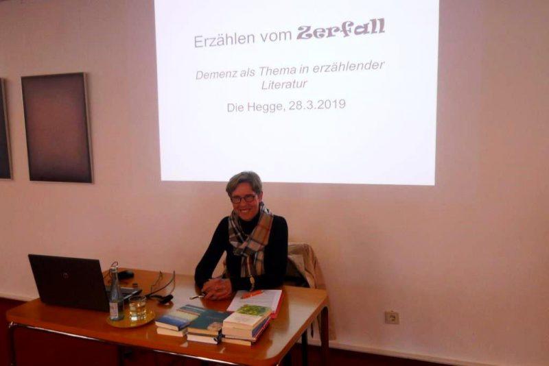 Gerlinde Hennecke Literatur zum Thema Demenz