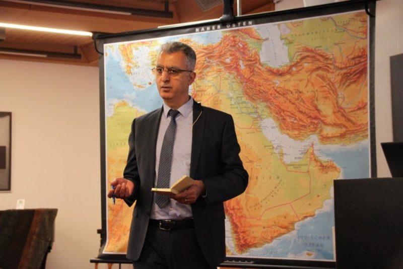Fehmi Aykurt spricht über die Christen in der Türkei