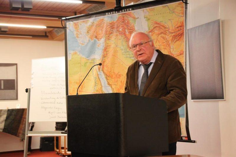 Prof. Udo Steinbach - Das schreckliche 20. Jh. der Christen im Orient