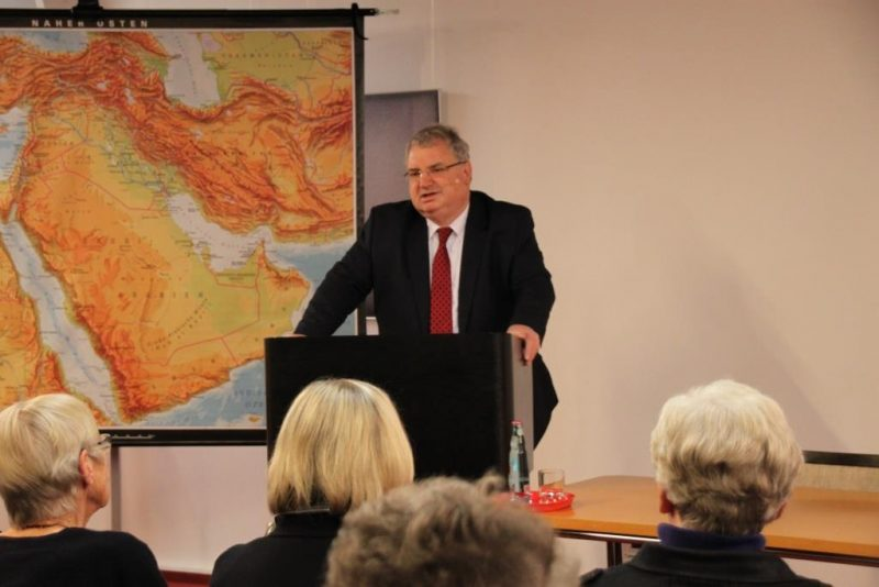 Dr. Otmar Oehring - Christen in Syrien und im Irak