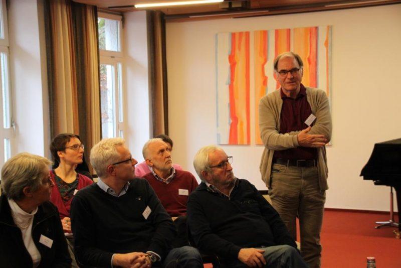 Bei der Diskussion II
