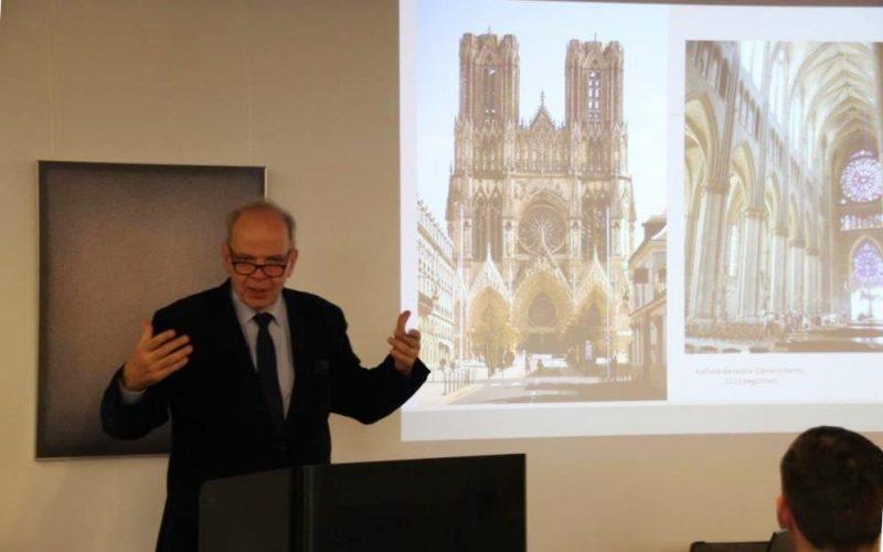Die Gotik kam aus Frankreich