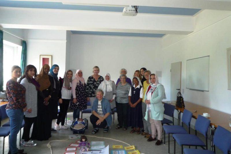 Die Seminargruppe