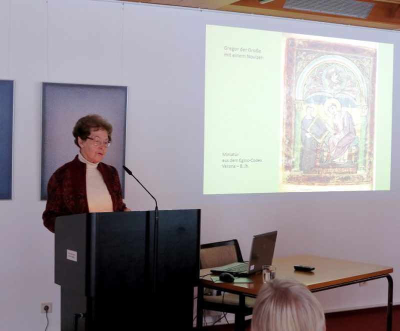 """""""Jung und Alt  in der Kunst"""". Vortrag von Dr. Anna Ulrch"""