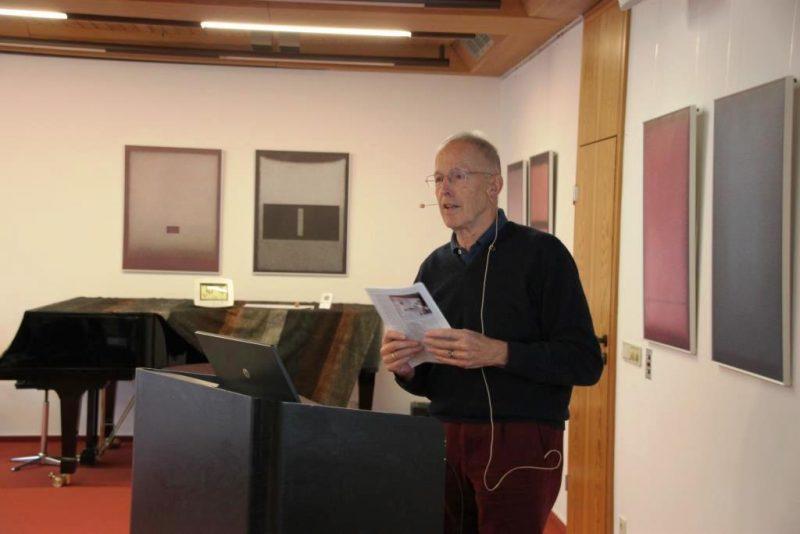 Referent Prof. Dr. Dr. Heiner Raspe